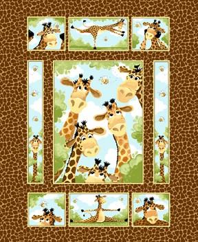 Zoe - die Giraffe