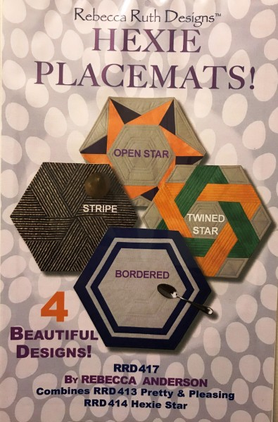 Hexie Placemats!