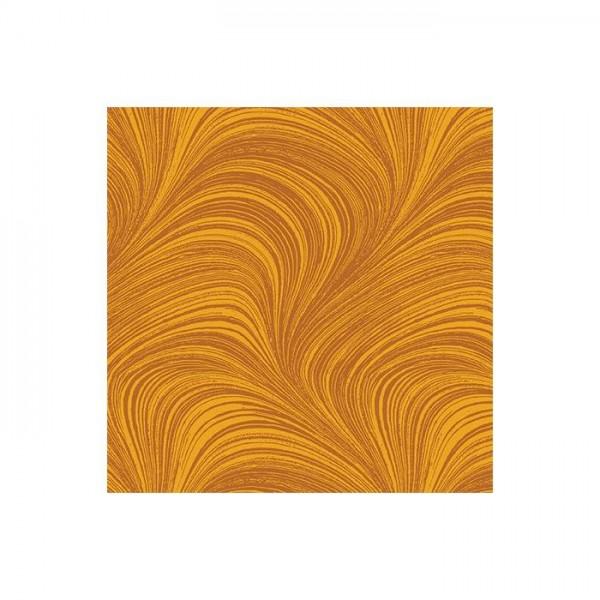Wave orange - braun