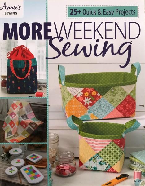 More Weekend Sewing