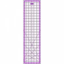 6 x 24 inch Ruler lila