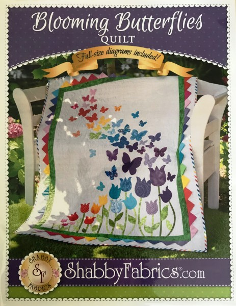 Blooming Butterflies Quilt