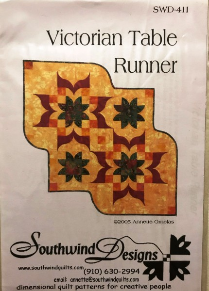 Victorian Table Runner