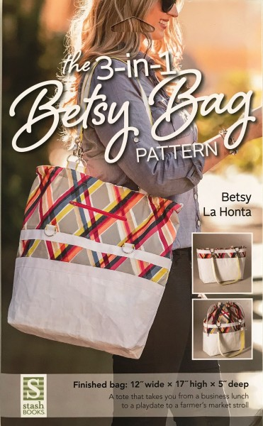 The 3-in1 Betsy Bag Pattern