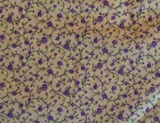 Wild flowers lila