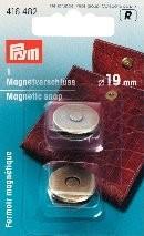 Magnetverschluss 19 mm