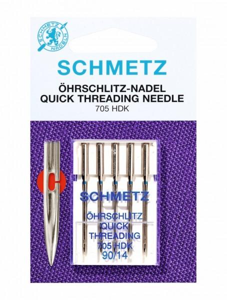 Öhrschlitz Nadeln